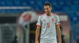 Бускетс не сыграет против Германии и «Атлетико»