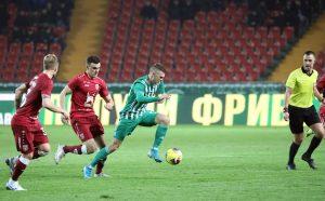 Прогноз на матч «Ахмат» — «Рубин»