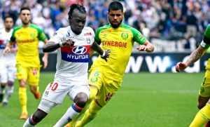 «Лион» — новый лидер Лиги 1
