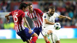 Прогноз на матч «Реал» — «Атлетико»