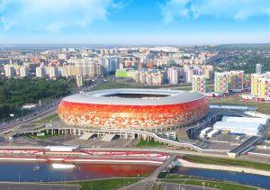 Новая «Мордовия»: собираем стадионы мундиаля в РПЛ?