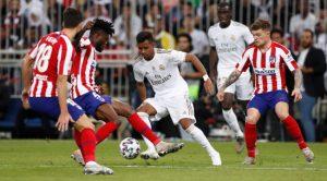 «Реал» – «Атлетико»: прогноз на матч 13 тура Ла Лиги