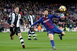 Прогноз на матч «Барселона» — «Леванте»