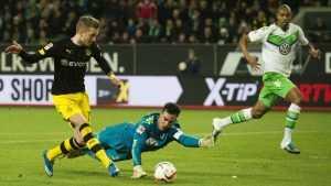 Прогноз на матч «Боруссия» Дортмунд — «Вольфсбург»