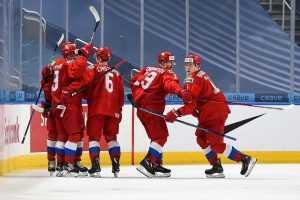 Прогноз на матч чемпионата мира по хоккею «Россия U20 — Швеция U20»