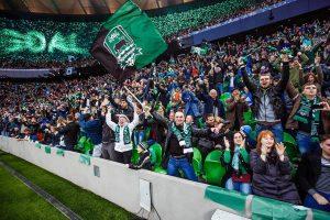 Жеребьевка Лиги Европы: «Краснодар» отправляется в Хорватию