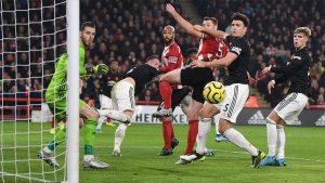 Прогноз на матч «Шеффилд Юнайтед» — «Манчестер Юнайтед»