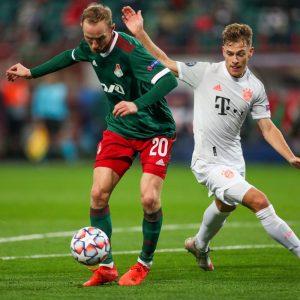 Прогноз на матч «Бавария» — «Локомотив»