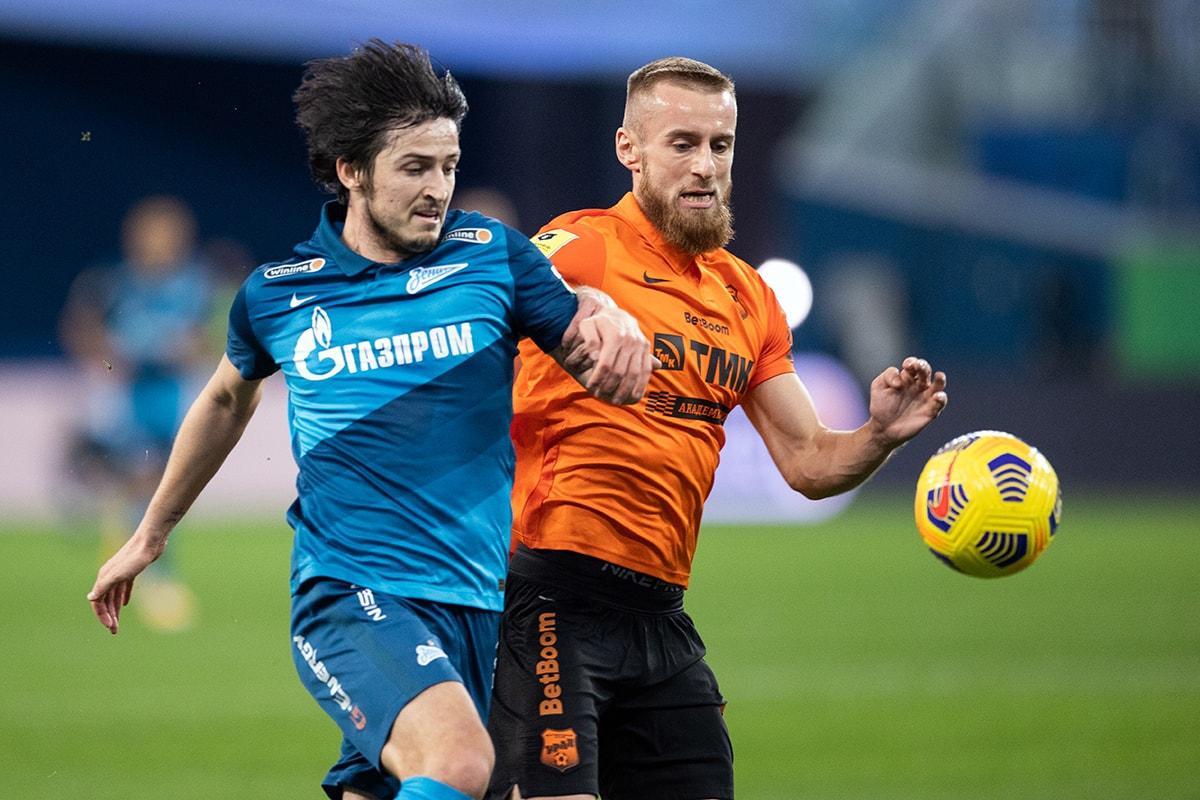 Российская Премьер-лига: борьба за лидерство