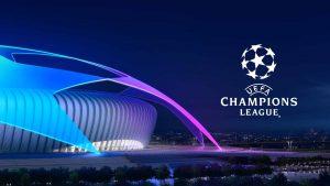 Жеребьевка плей-офф Лиги чемпионов