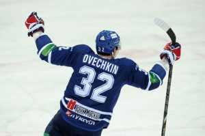 Возвращение хоккейных звезд в Россию