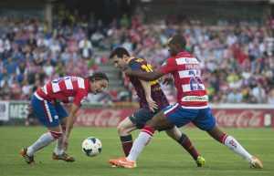 Прогноз на матч «Гранада» — «Барселона»
