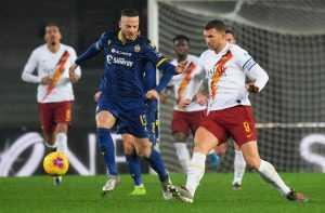 Прогноз на матч «Рома» — «Верона»