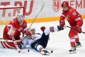 Прогноз на матч «Спартак» — «Металлург»