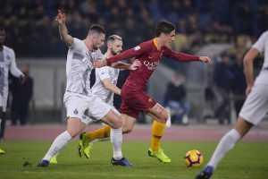 Прогноз на матч «Рома» — «Интер»