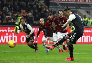 Прогноз на матч «Милан» — «Ювентус»