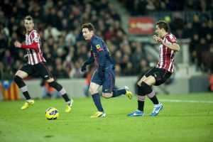 Прогноз на матч «Барселона» — «Атлетик»