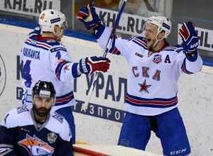 Бетсити: Кубок Гагарина достанется питерскому СКА betcity