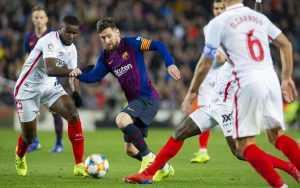 Прогноз на матч «Севилья» — «Барселона»
