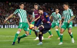 Прогноз на матч «Бетис» — «Барселона»