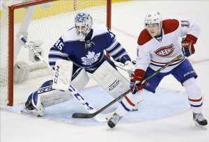 Прогноз на матч «Монреаль Канадиенс» — «Торонто Мэйпл Лифс»