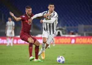 Прогноз на матч «Ювентус» — «Рома»