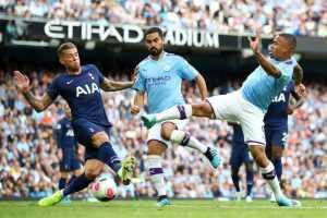 Прогноз на матч «Манчестер Сити» — «Тоттенхэм»