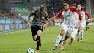 Прогноз на матч «РБ Лейпциг» — «Аугсбург»
