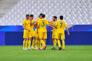 Прогноз на матч Украина — Финляндия