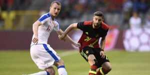 Прогноз на матч Чехия — Бельгия
