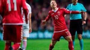 Прогноз на матч Израиль — Дания