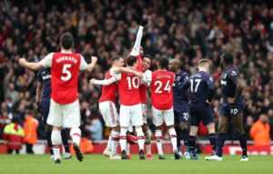 Прогноз на матч «Вест Хэм» — «Арсенал»