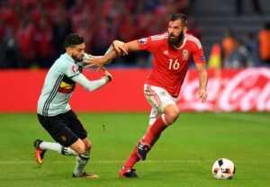 Прогноз на матч Бельгия — Уэльс