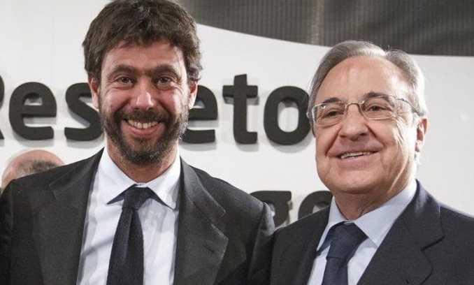 грандиозная кража, задуманная боссами «Реала» и «Ювентуса» Флорентино Пересом и Андреа Аньелли