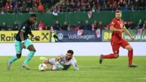 Прогноз на матч Австрия — Северная Македония
