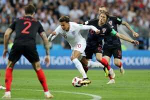 Прогноз на матч Англия — Хорватия