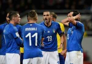 Прогноз на матч Турция-Италия