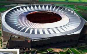 Матчи Евро-2020 переедут из Бильбао в Севилью