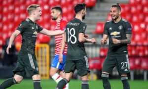 Прогноз на матч «Манчестер Юнайтед» — «Гранада»