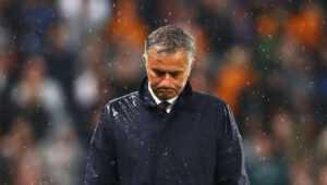 Нынешний сезон стал худшим в тренерской карьере Моуринью