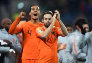 Прогноз на матч Нидерланды — Украина