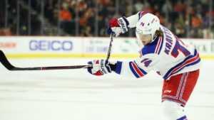 Воспитанник «Трактора» забил дебютный гол в НХЛ