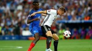 Прогноз на матч Франция — Германия