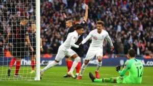 Прогноз на матч Англия – Хорватия