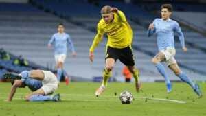 Прогноз на матч «Боруссия» Дортмунд — «Манчестер Сити»