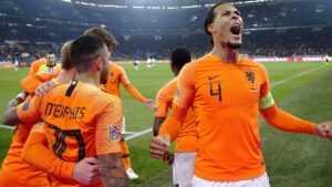 Прогноз на матч Нидерланды – Украина