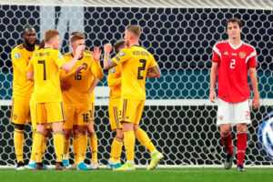 Прогноз на матч Россия - Бельгия