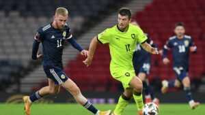 Прогноз на матч Шотландия - Чехия