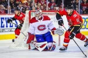 Прогноз на матч «Монреаль Канадиенс» — «Калгари Флэймз»
