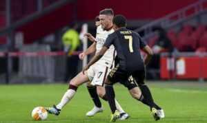 Прогноз на матч «Рома» — «Аякс»